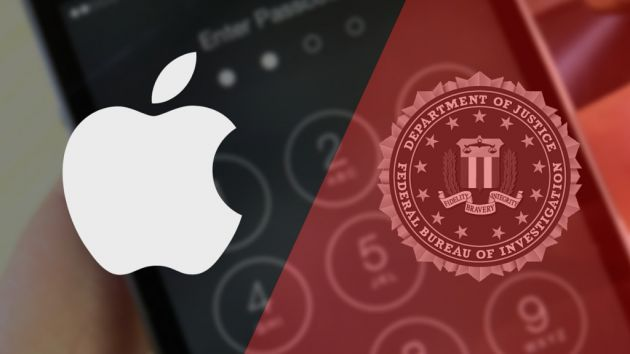 O iPhone de um suspeito no ataque terrorista que aconteceu em San Bernardino, nos EUA. Para isso, o FBI pedia que a Apple entregasse um backdoor que...