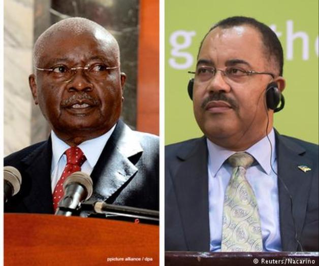 Assista ao vídeo onde Guebuza e Chang recusam comentar sobre o relatório da Kroll, Armando Guebuza, sucessor de Joaquim Chissano, escusou-se a comentar
