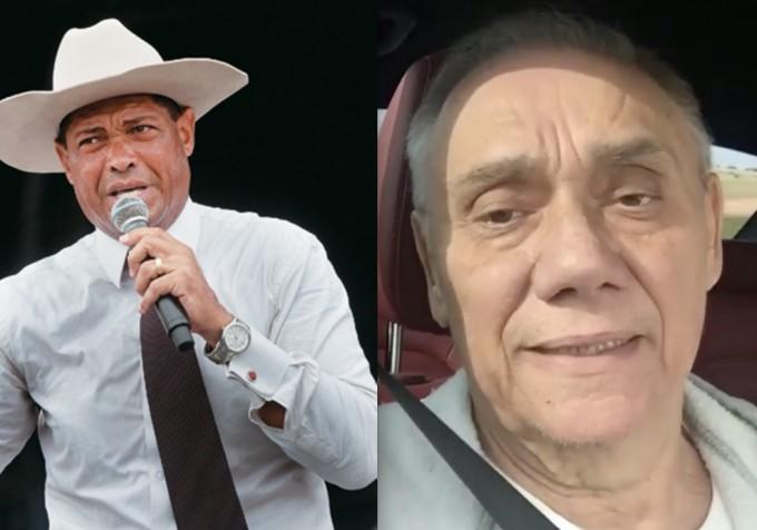 """Um vídeo que mostra o pastor Valdemiro Santiago insinuando que o câncer de Marcelo Rezende foi """"castigo de Deus"""" foi ressuscitado na internet e voltou a dar o que falar"""