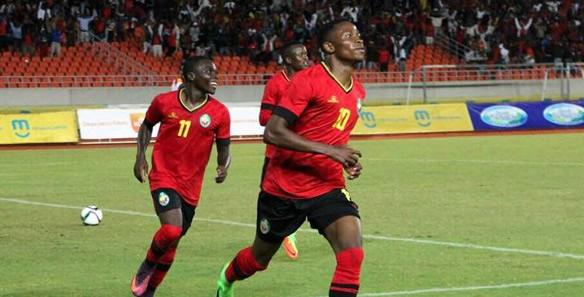 Moçambique venceu, hoje, a selecção de Cabo Verde por uma bola sem resposta, em jogo amigável inserido na data FIFA. O único tento da partida foi apontado por Clésio Baúque.