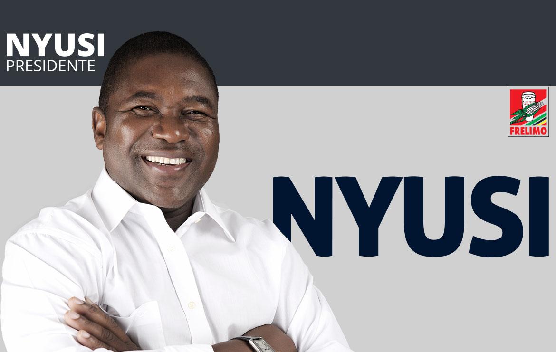 Filipe Jacinto Nyusi(Namau,9 de fevereirode1959) é um empresário e políticomoçambicano, Hoje é aniversário de Filipe Nyusi