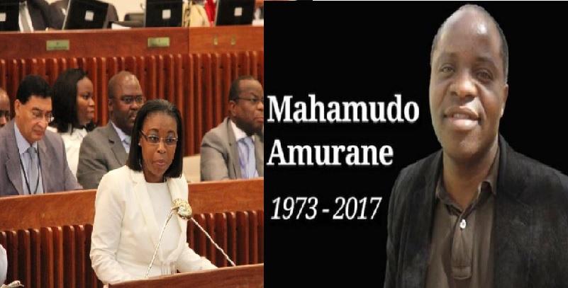 A Procuradora Geral da República (PGR) veio informar nesta quarta-feira (25) aos moçambicanos que não sabe quemassassinou o presidente do Concelho Municipal da cidade de Nampula, Mahamudo Amurane