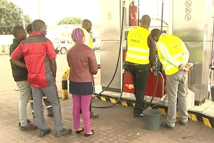A marcação de combustíveis é uma tecnologia adoptada em vários países a nível mundial, com o objectivo de combater e prevenir o fenómeno de adulteração de combustíveis