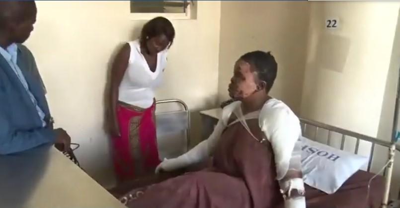 Trata-se de mais um crime passional ocorrido na cidade de Maputo. Desta vez, uma mulher movida por ciúmes queimou a suposta amante do Marido com recurso a petróleo