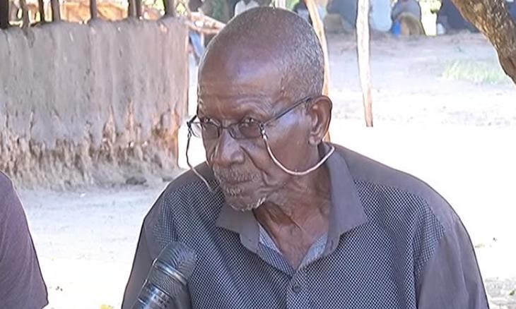 Pai deDhlakama diz que não sabia da doença do filho, e por isso foi com bastante surpresa que recebeu a notícia da sua morte