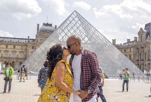 No Instragram, tanto Neyma como Molas tem estado a publicar desde semana passada fotos e vídeos em pontos turísticos de Paris onde os dois surgem juntos e felizes