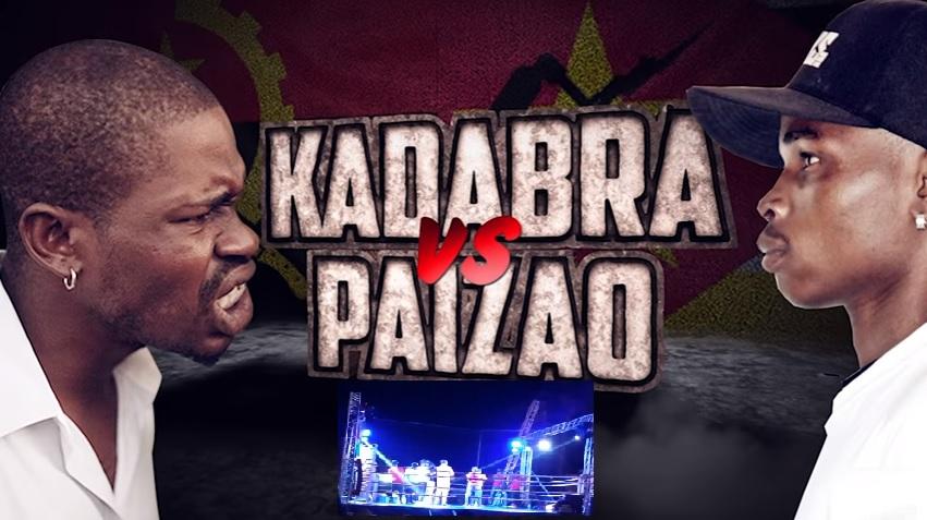 O Kadabra MC fez questão de usar uma bata assim como um Docente para ensinar ao Paizão como é que se rompe. O vídeo oficial ainda está sendo preparado.