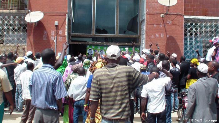 Na Cidade de Nacala-Porto a campanha eleitoral está sendo marcada pela violência eleitoral, envolvendo membros e simpatizantes da Renamo contra a Frelimo e FDS