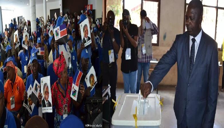 O partido Renamo auto proclama-se vencedora das 5ªs eleições autárquicas ao nível do município de Matola, segundo a contagem paralela dos editais feita pelo partido.