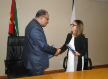 O Instituto Superior de Ciências e Tecnologia de Moçambique de Moçambique (ISCTEM) e a Ordem dos Farmacêuticos de Portugal rubricaram hoje em Maputo