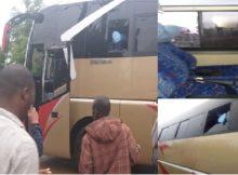 O ataque ocorreu hoje na região de Púngue, zona limítrofe entre o distrito de Gorongosa e Nhamatanda. O exacto número de feridos ainda não foi confirmado.